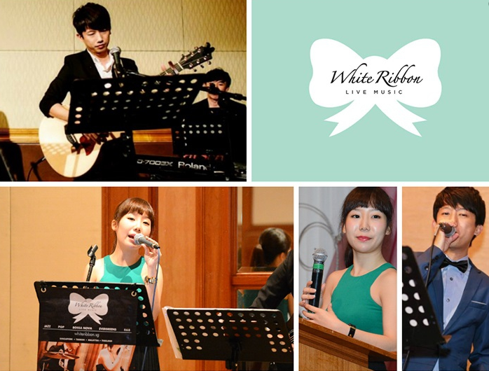 White_Ribbon_Live_music