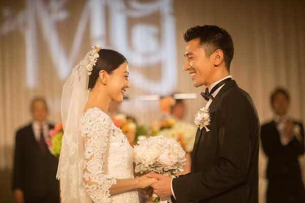 Gao Yuanyuan And Mark Chao_SGweddingMall