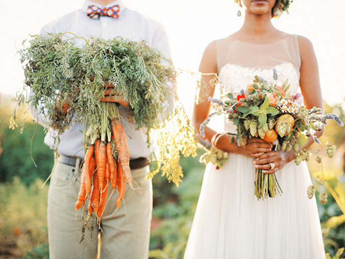 FARM FRESH WEDDING INSPIRATION
