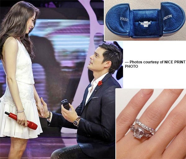 Marian and dingdong 2014